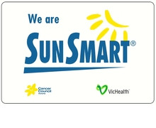 We are a SunSmart School
